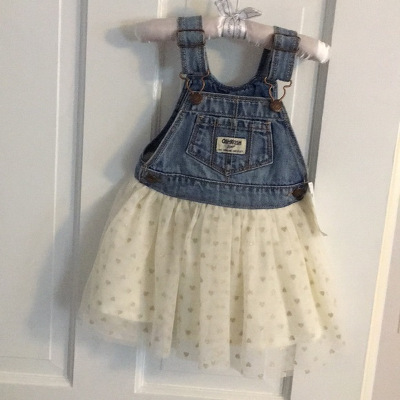 dd03fe68aefe Baby Girl Oshkosh Bgosh Jumper 12 Mths